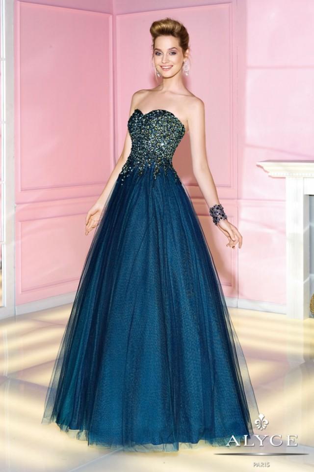 Alyce Wedding Dresses 27 Fancy