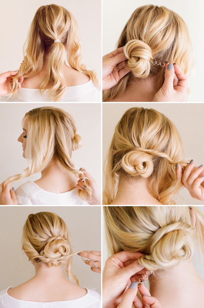 Admirable 15 Fancy Up Do Tutorials Hairstyles For Women Draintrainus