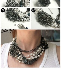 DIY-Jumble-Chain-Choker-Necklace