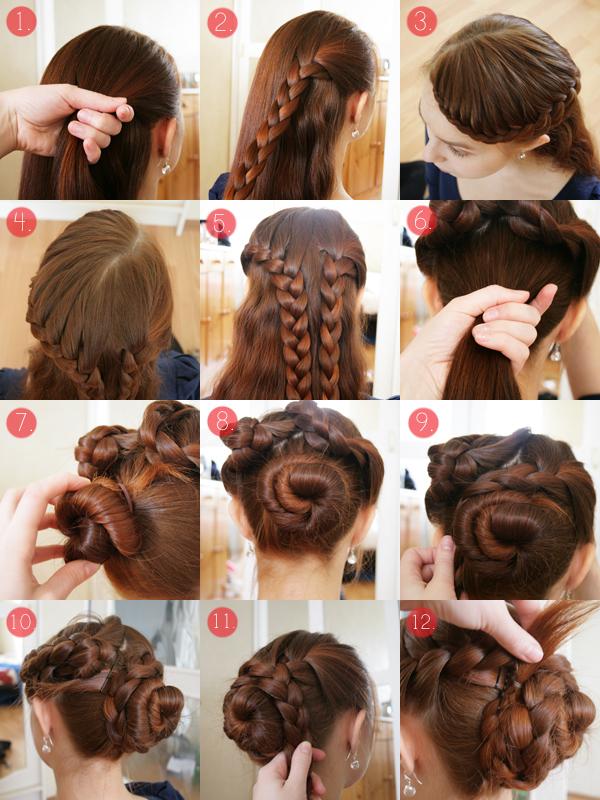 Sensational 15 Fancy Up Do Tutorials Hairstyles For Women Draintrainus