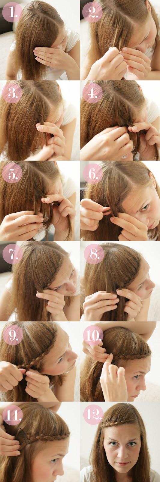 braided bangs vol 2 tutorial
