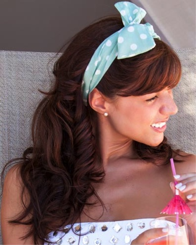 4 Vintage hairstyles that are oh-so pretty