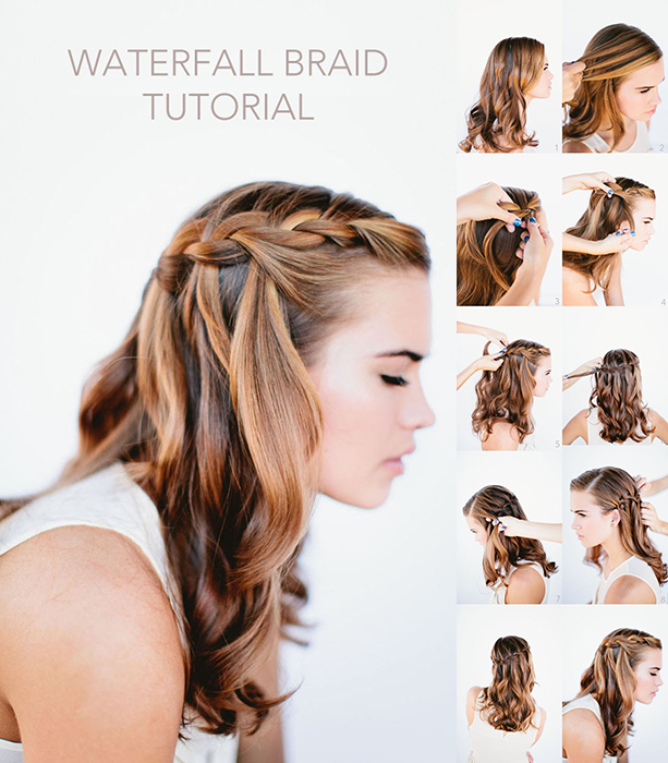 Incredible Amazing Braided Hairstyle Tutorials Hairstyle Inspiration Daily Dogsangcom