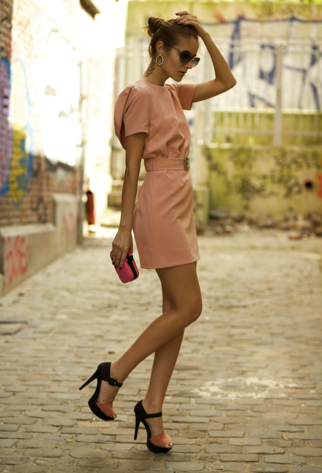 Short Spring Dresses 2014