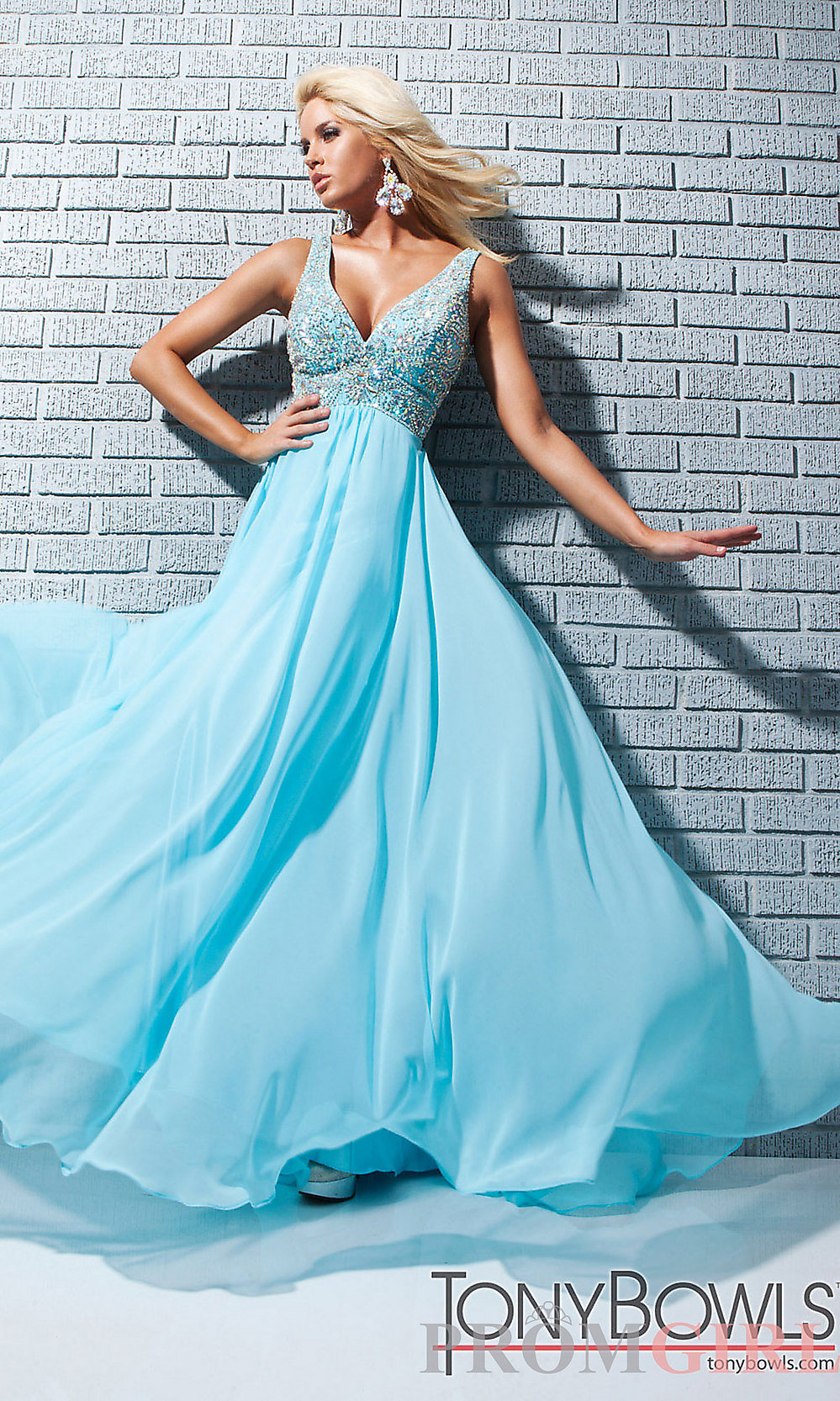 15 Soft Blue Evening Dresses