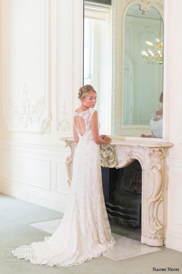 Naomi N Wedding Dresses : Secret garden bridal collection by naomi neoh