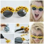 15 DIY Embellished Sunglasses Tutorials