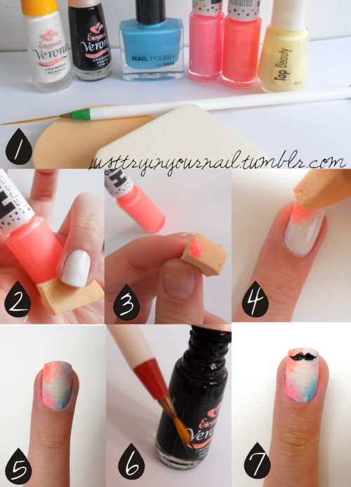 18 Cool Nail Tutorials That You Have To Try