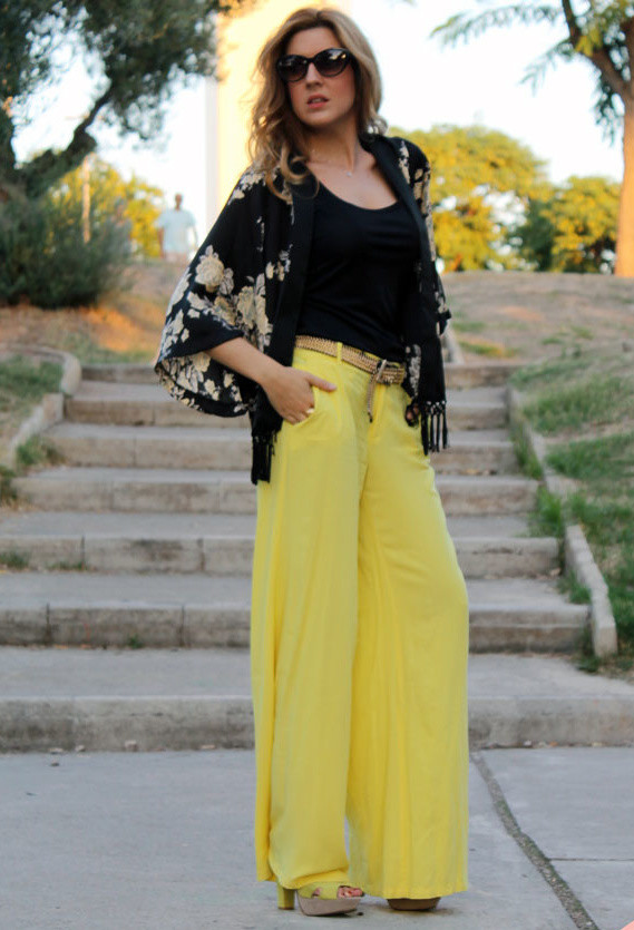 yellow combinations (5)