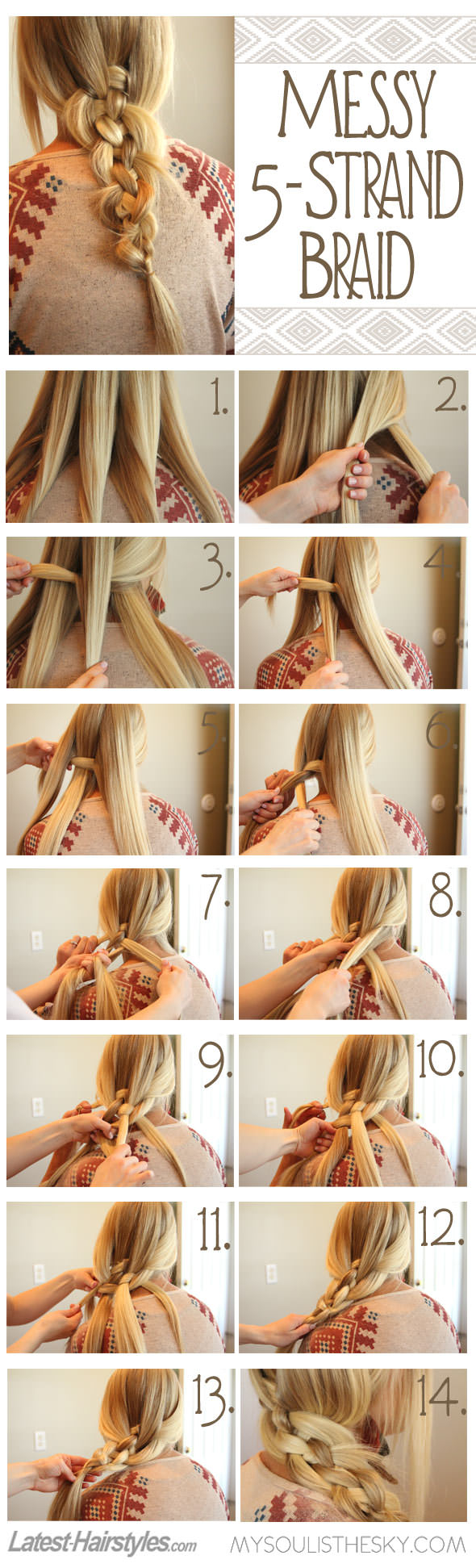 11 Super Easy Hairstyles To Make On Your Own