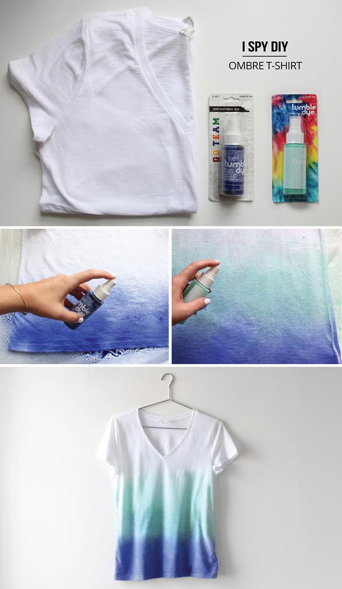 DIY-Ombre-T-Shirt