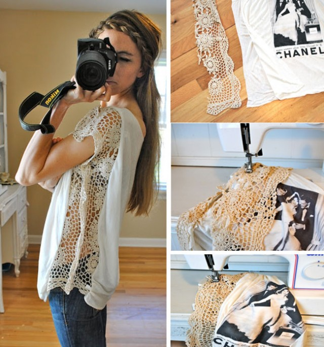 DIY-t-shirt-refashion-ideas-with-crochet