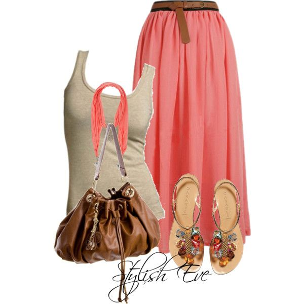 Stylish-Eve-Outfits-2013-Summer-Maxi-Skirts_03