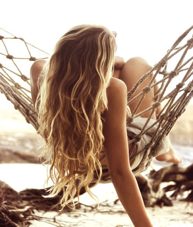 Three Ways To Get Perfect Beach Wavy Hair