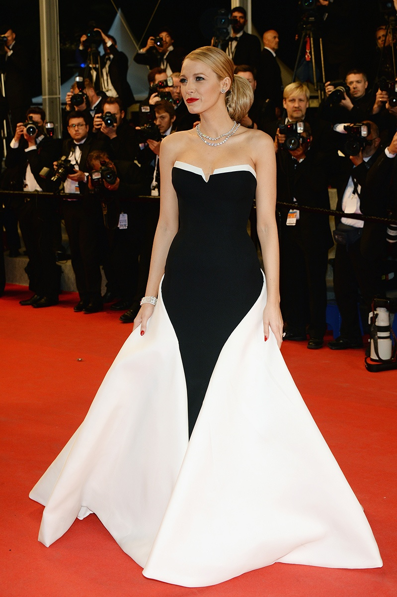 Blake Lively Sparkles At The Movies At Cannes 2014