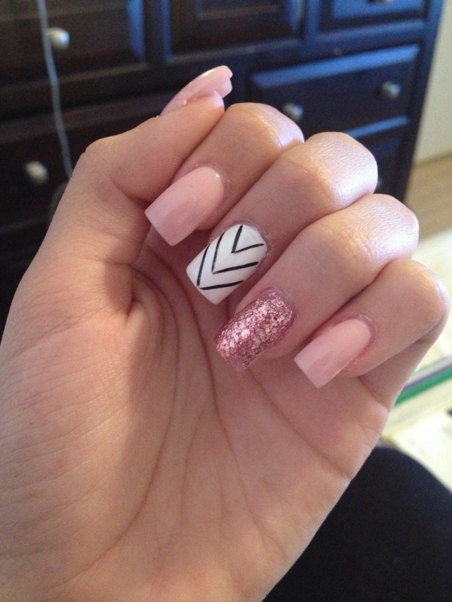 Nude Nails Give You A Chic And Classic Look