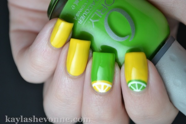 Nails Art: 15 Refreshing Summer Fruit Nail Designs