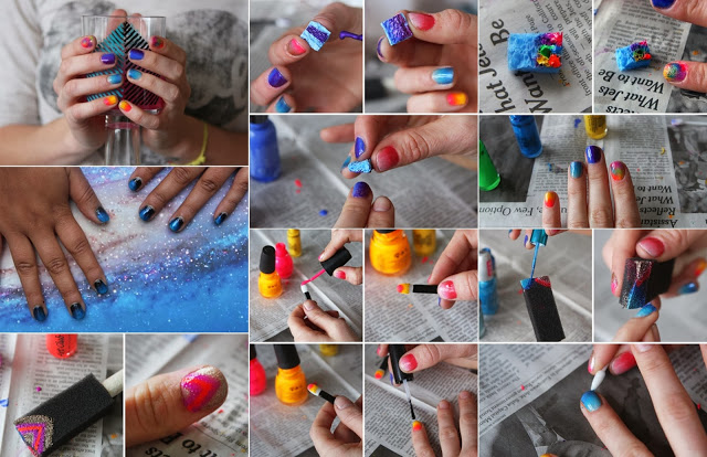 diy-sponge-nails-art