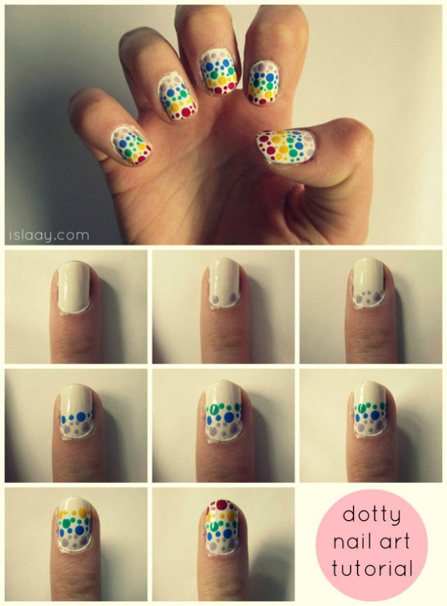 StyleVia: Lovely Nail Art Tutorials for Lovely Divas