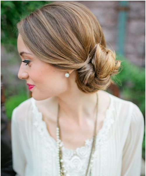 Hair Buns Styles Images Unique Go For Lowbun Hairstyles If You Are On The Go And For Times When .