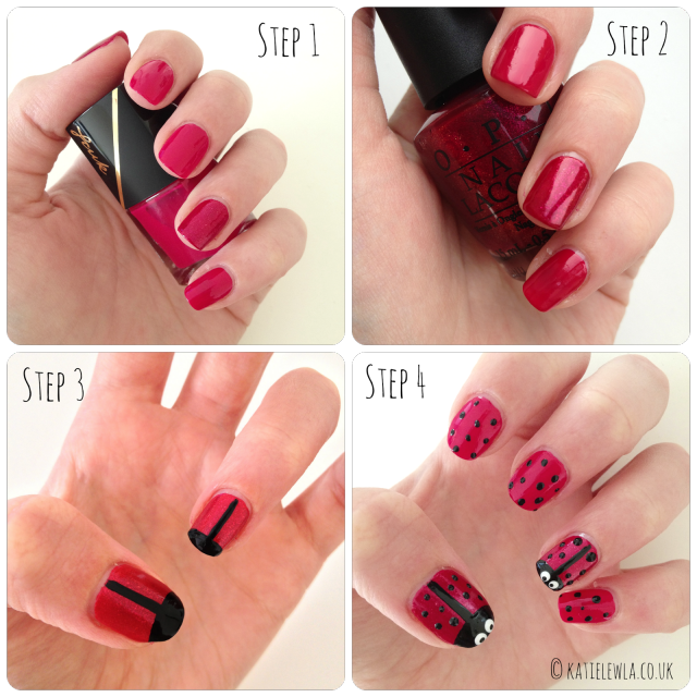 Lovely Nail Art Tutorials for Lovely Divas