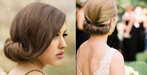 low-rolled-updo-hairstyles