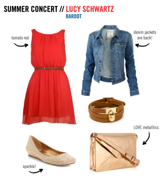 20 Great Polyvore Combinations With Dresses For The Hot Days