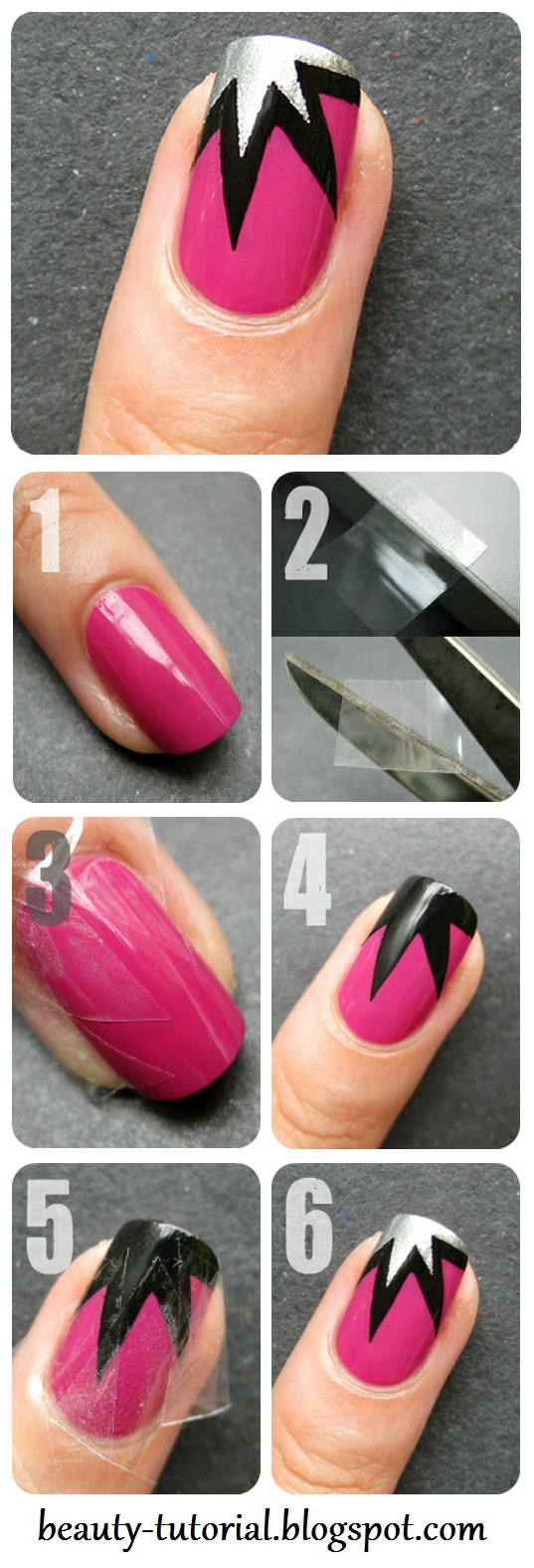 Exceptional Wonderful Cute Easy Diy Nail Designs 18 Became Inspiration Article