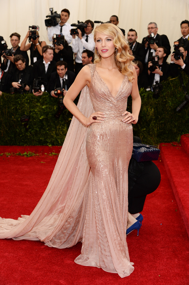 Fashion Stunners And Bumpers At Met Ball 2014