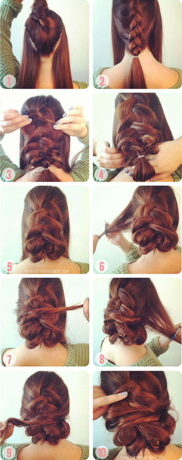 Awe Inspiring 16 Super Easy Hairstyles To Make On Your Own Hairstyle Inspiration Daily Dogsangcom