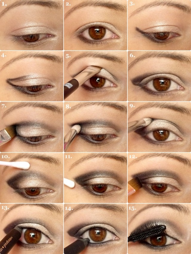 Fantastic Night Eye Makeup Tutorials That Will Transform You in a Real ...