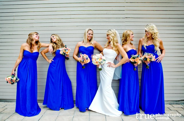 blue-bridesmaid-dresses