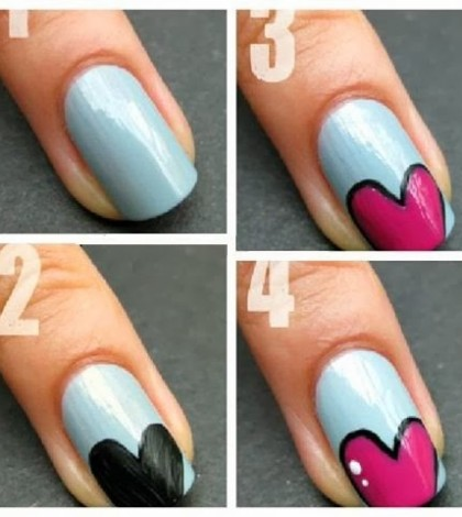 easy-nail-art-design-for-girls