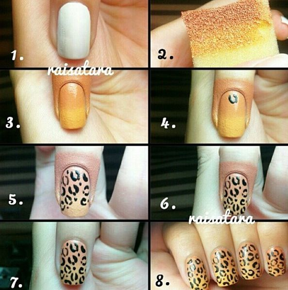 Nails Designs Step By Step Wallpaper