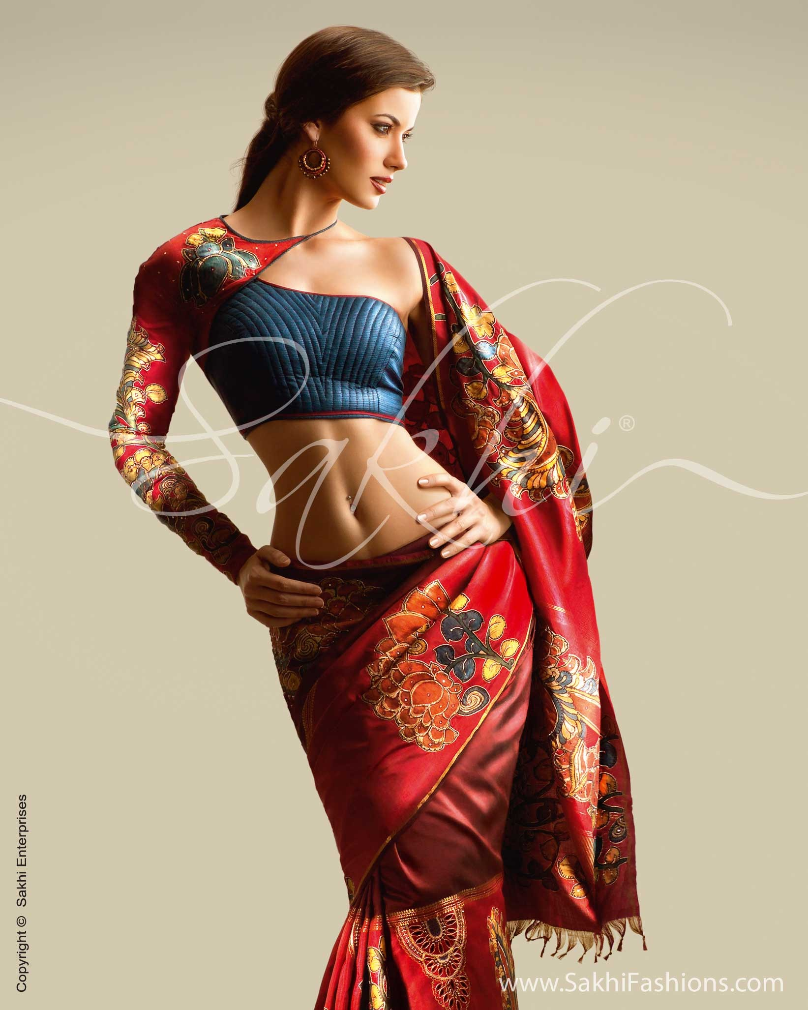 Saree across time and space