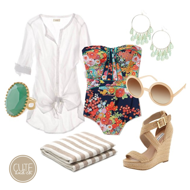 Fashionable Summer Polyvore Combinations