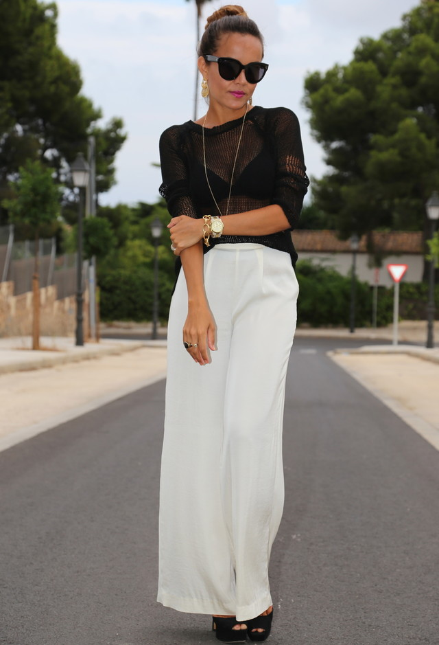15 Ways To Wear White Jeans