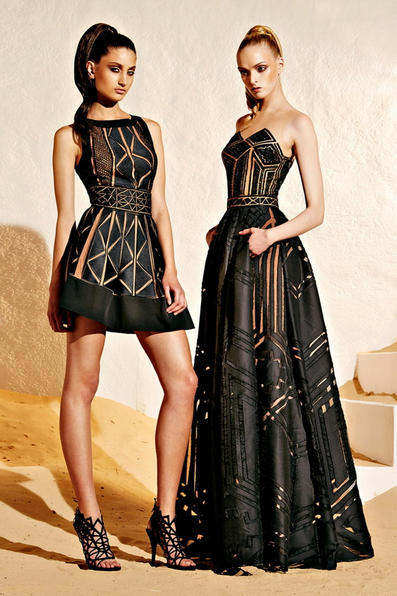 ZUHAIR MURAD RESORT 2015