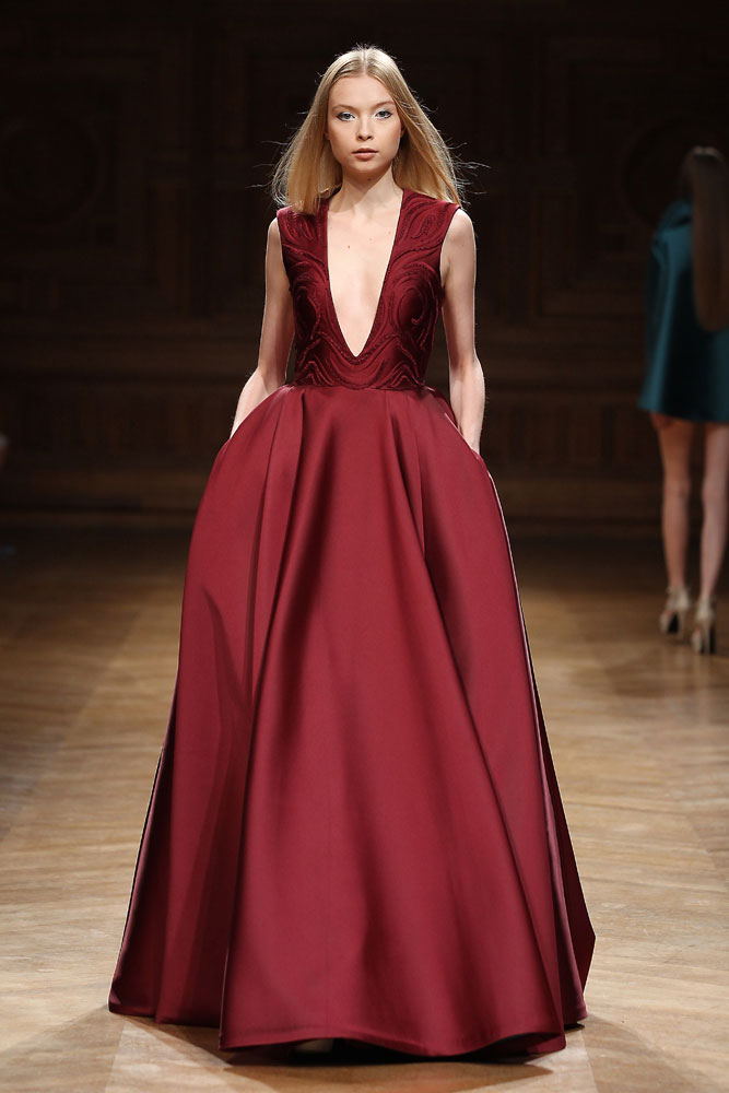 Tony Ward Haute Couture Fall/Winter 2014-2015 Collection