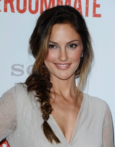 15 Stunning Fishtail Braided Hairstyles On The Red Carpet