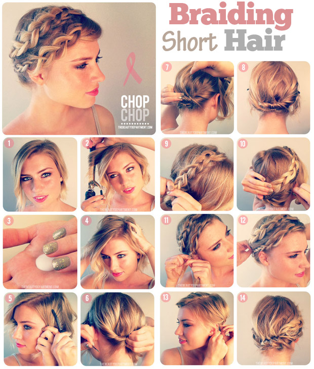 15 Cool And Convenient Summer Hair Tutorials
