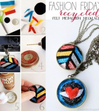 DIY-Felt-Medallion-Necklace