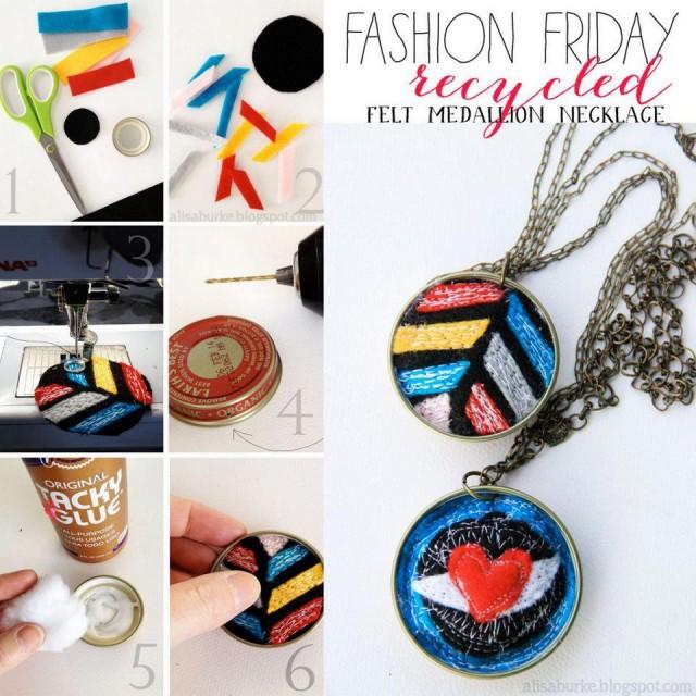 DIY-Felt-Medallion-Necklace