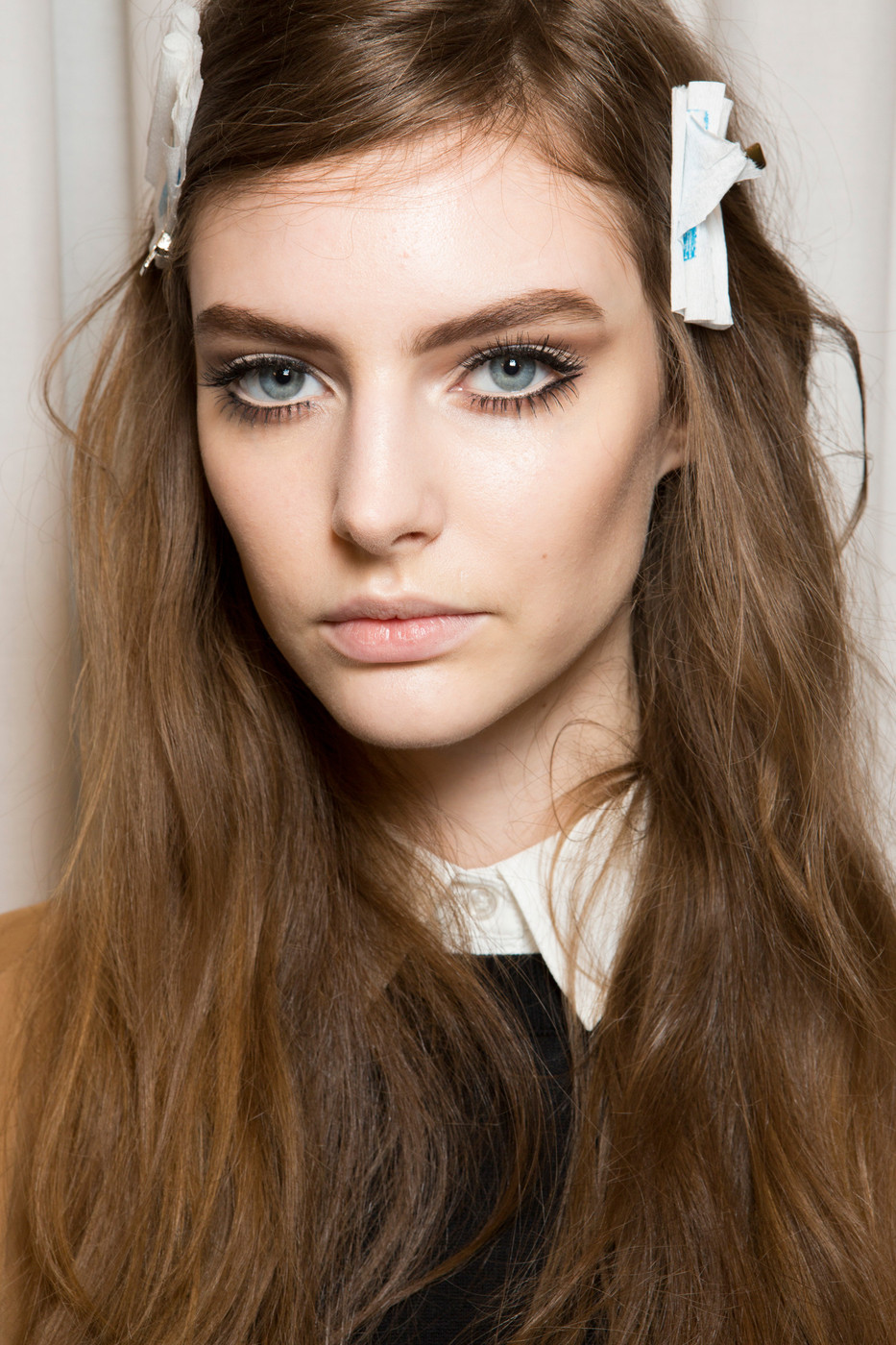 6 Beauty Trends from Fall 2014 Fashion Week