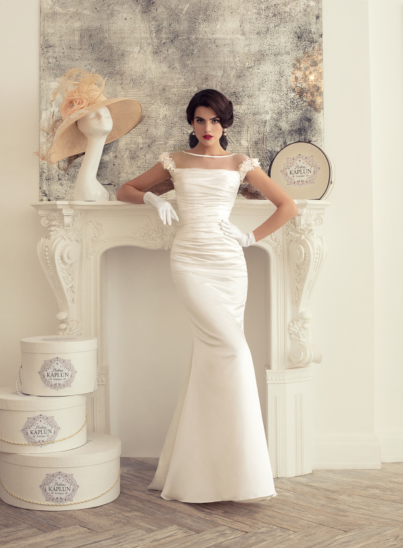 Tatiana Kaplun Bridal Haute Couture Collection For 2014