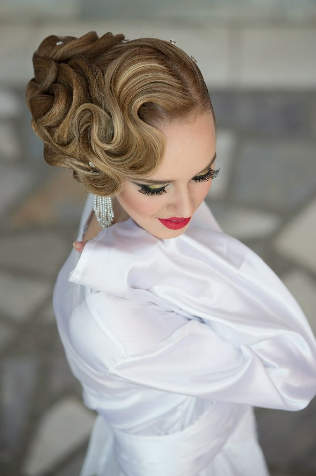 Remarkable 18 Gorgeous Finger Wave Hairstyles For Your Next Formal Event Short Hairstyles For Black Women Fulllsitofus