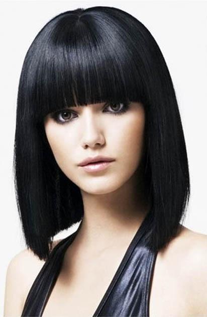 Get Perfect Hair Bangs This Summer