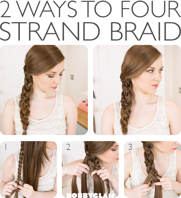 Summer Hairstyle How To : Cool and convenient summer hair tutorials