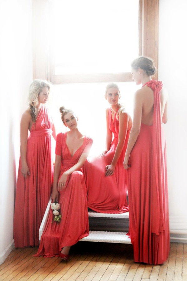 coral-infinity-bridesmaid-dress
