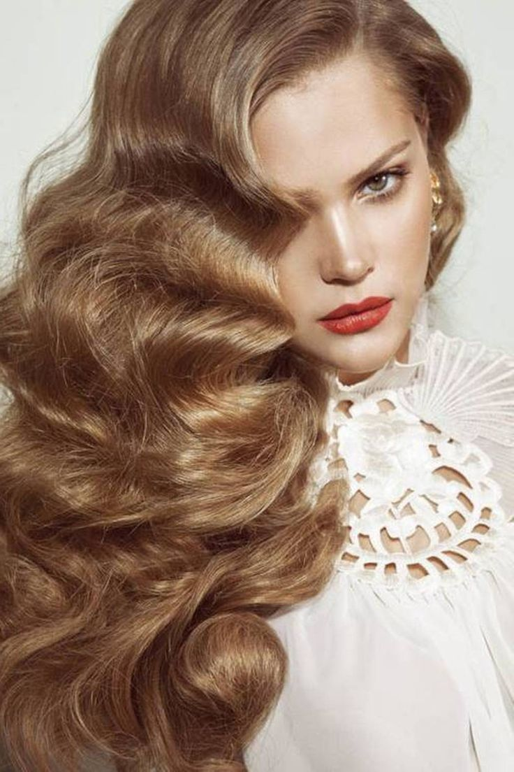 18 Gorgeous Finger Wave Hairstyles For Your Next Formal Event